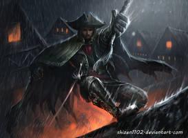 CM: Dorian Rook by shizen1102