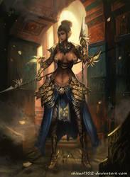 CM: Nubian Princess by shizen1102