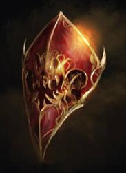 CM: Dragon Skin Shield by shizen1102
