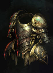 CM: Armor of Human Legacy by shizen1102