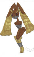 Lopunny by imperialdraco