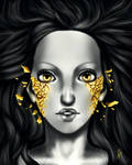 Fading to Gold by Pandanoid