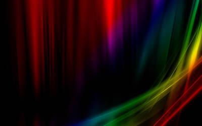 Rainbow Windows Aurora by kirtpro