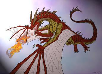 Dragon by zu-san