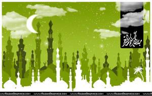 Ramadan Kareem3 08 by razangraphics