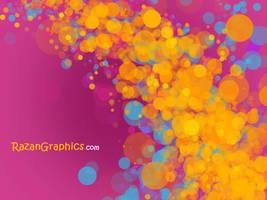 qtel inspired wallpaper by razangraphics