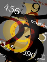 numbers here we come by razangraphics