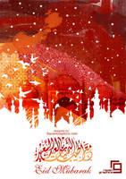 Eid AlFitr 2010-3 by razangraphics