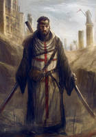 The Last Crusader by TomEdwardsConcepts