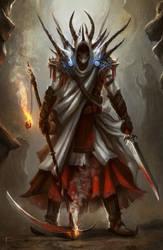 The White Devil by TomEdwardsConcepts