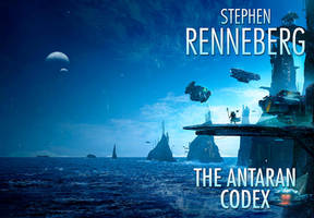 The Antaran Codex - Stephen Renneberg by TomEdwardsConcepts