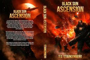 Black Sun Ascension - T.S. Starkenberg by TomEdwardsConcepts