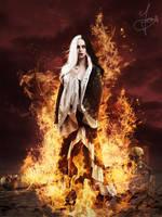 Hel - Goddess Of The Norse Underworld by xJessey
