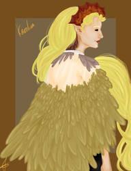 Karolina by CharlotteLaNoire