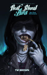 `That Ghoul Ava` Box Set Cover by Andy-Butnariu