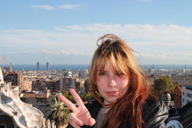 Barcelona by Evanescent-beauty