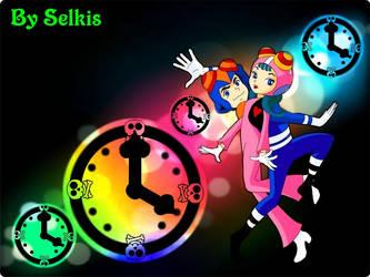 Time Bokan by SelkisFritz