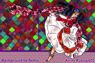 Dancer by SelkisFritz