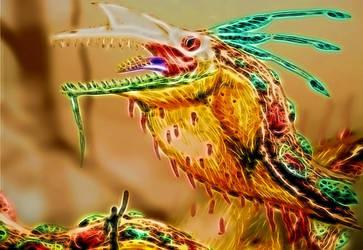 Dragonplant by SelkisFritz