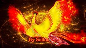 L'uccello di fuoco 2772 by SelkisFritz