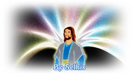 Jesus by SelkisFritz