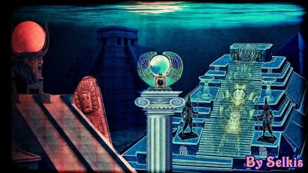 Atlantis by SelkisFritz