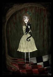 Fran Bow by Maria-Mysteria