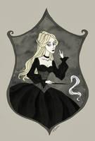 Narcissa Black by Maria-Mysteria