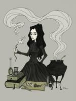 Severa Snape by Maria-Mysteria