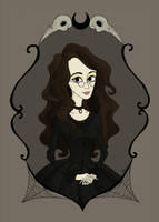 The Morbid Maria by Maria-Mysteria