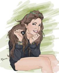 Hanne by Fayea