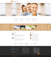 Innovative web design by Nalge