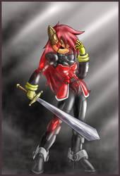 Metal Empress Sally by zeiram0034