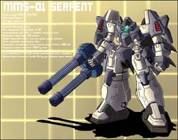 MMS-01 Serpent Profile by zeiram0034