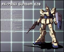 RX-79[G] Gundam Ez8 Profile by zeiram0034
