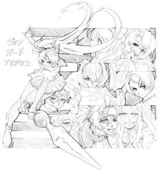Vanguard Princess by Maki-Ubermach
