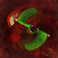 Quickpaint: Green by oz-haver