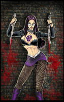 Commission: Deadly Elegance 2 by johnbecaro