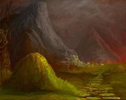 darkscape by yonaz
