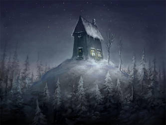 Korthusmakaren vinter by yonaz