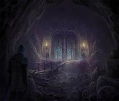 cavedoors by yonaz