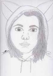 Self Portrait by TheIndianaCrew