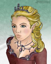 Elf Queen by CeriseReve