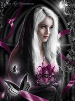 Black Lace by FrostAlexis