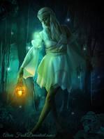 Luna Luna by FrostAlexis