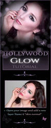 Hollywood Glow Photoshop Tutorial by FrostAlexis