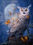 Spirit of Deep Winter by FrostAlexis