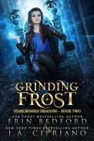 Grinding Frost - Ebook Cover by FrostAlexis