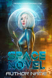 Space Novel  ***AVAILABLE*** by FrostAlexis