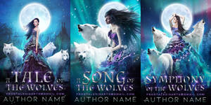 Wolf Tale Set ***SOLD*** by FrostAlexis
